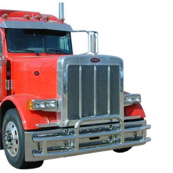 Semi Tractor Grills : Animal bumpers for semi trucks share the knownledge
