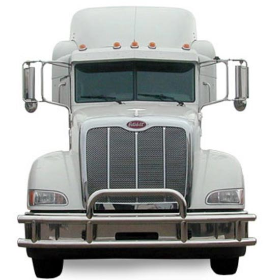 386 Email Oils Contact Usco Ltd Mail: Peterbilt 386 Tuffguard Bumper & Grille Guard