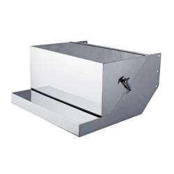 Stainless Steel Tool Box For Peterbilt