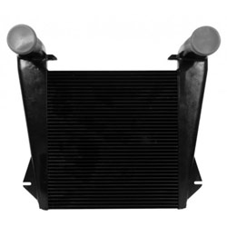 Super Duty Charge Air Cooler 25 X 27 Inch Fits Peterbilt 377, 378 & 379
