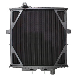 Metal Radiator fits Peterbilt 357, 377, 378, 379, 385 & 386