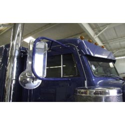 Custom Mirror Brackets Door Mounted fits Peterbilt
