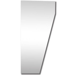 4 Inch Narrow Blank Factory Replacement Cowl Panels Fits Peterbilt 379