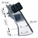 Hood Guide Bracket For Peterbilt 388 - Replaces L11-6167