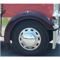 Jones Performance - Custom ETC Short Fenders Fits Peterbilt 379