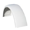 Front Fender Fiberglass Factory Style With Liner for Peterbilt 379
