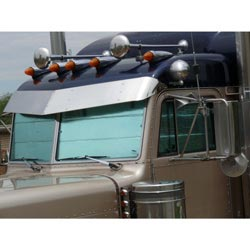 Window Shade Cover Set fits Peterbilt