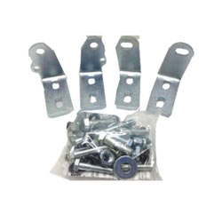Mounting Kit For Retrac Bumper Fits Kenworth