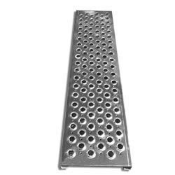 Aluminum Lower Step Panel for Kenworth - 40in