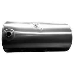 Fuel Tank 120 Gal 24.5 X 60 Inch Kenworth Front Fill Center Manifold