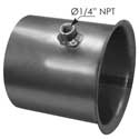 5 Inch Exhaust Turbo Flange Fits Kenworth
