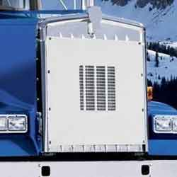 Winter Front Fits Kenworth W900L Models 1990 & Newer