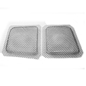 Aluminum Mesh Grille Fits Kenworth T2000 - Replaces L45-1006-100, L45-1007-100