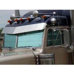 Window Shade Cover Set fits Kenworth