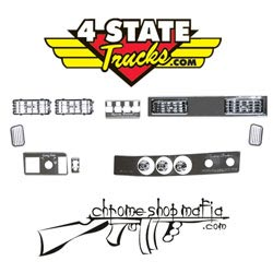Dash Starter Kit For Kenworth Models 2006 & Newer