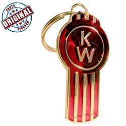 Key Chain With Kenworth Logo