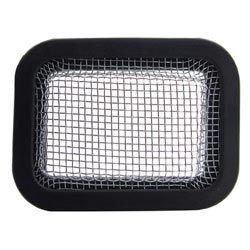 Freightliner Chrome Fog Light Screen-Rock Guard