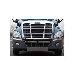 Freightliner Cascadia License Plate Holder - 3 Plate