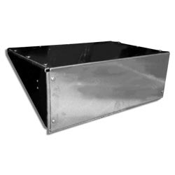 Aluminum 25 inch Battery Box Cover fits Freightliner