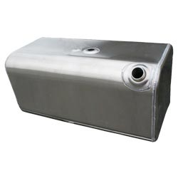 Rectangular Aluminum Fuel Tank for Freightliner - 55 Gallon