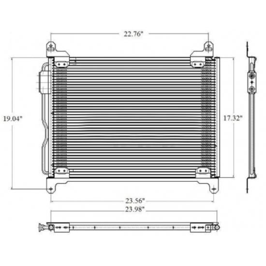 Frieghtliner M2 Troubleshoot Air Conditioner