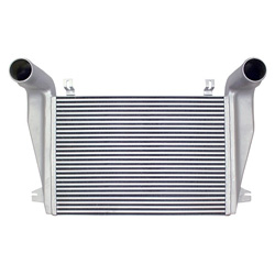 Super Duty Charge Air Cooler 30.5 X 21.25 Inch Fits Freightliner Classic & FLD