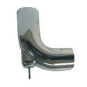 Chrome Exhaust Elbow - 5 Inch For Freightliner Century