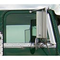 Stainless Steel Under Window Trim Fits Freightliner