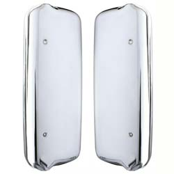 Chrome Mirror Cover Fits Freightliner Century Class 2005 & Up