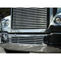 Stainless Steel Lower Grille Trim Fits Freightliner Coronado