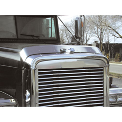 Stainless Steel Bug Shield Fits Freightliner Classic
