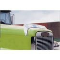 Stainless Steel Bugshield Fits Freightliner FLD 120