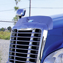 Stainless Steel Bugshield Fits Freightliner Cascadia