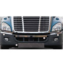 Stainless Steel Under Headlight Trims Fits Freightliner Cascadia