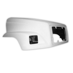 Jones Performance Fiberglass Hood Fits Freightliner FL 70