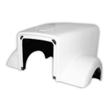 Jones Performance Hood - Freightliner Classic Xl Shaved HL