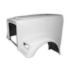 Jones Performance Hood - Freightliner Classic XL