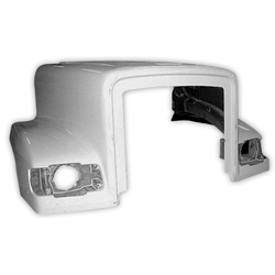 Jones Performance Hood - Freightliner FLD 120 SBA
