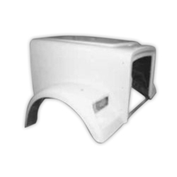Jones Performance Hood Fits Freightliner Classic 120
