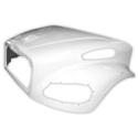 Fiberglass Replacement Hood Fits Freightliner M2 106 BBC