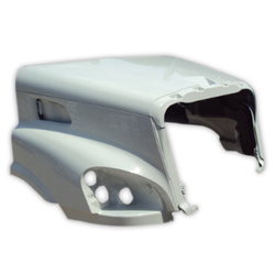 Hood Shell Fits Freightliner Cascadia - 113 BBC Hood with Hinge