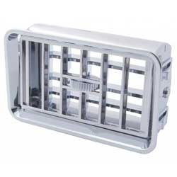 Chrome Large AC Vent Fits Freightliner
