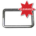 Chrome AC Vent Trim Cover for Freightliner