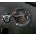 Stainless Steel Shift Boot Trim Ring Fits Freightliner