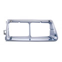 Chrome Plastic Headlight Bezel Fits Freightliner FLD Passenger Side