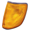 Front Turn Signal Lamp Amber Fits Freightliner - Replaces A06-17139-000