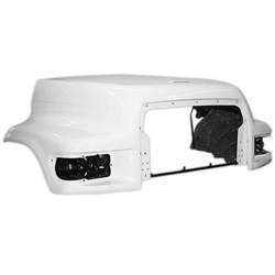 Jones Performance Fiberglass Hood - Ford 600-800