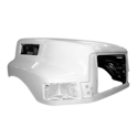 Jones Performance Fiberglass Hood - Ford LTLA 120 BBC