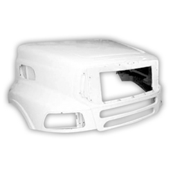 Jones Performance Fiberglass Hood - Sterling A9513