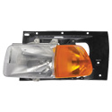 Headlamp Assembly Fits Sterling - Driver Side A17-13344-001